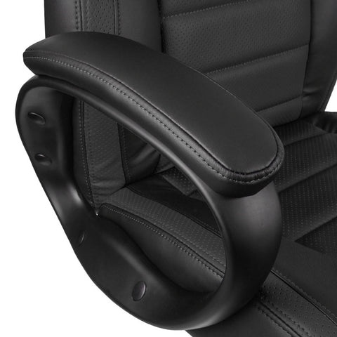 Nitro Concepts C80 Pure Series Gaming Chair - Black - Inertia Computers - 6