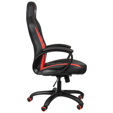 Nitro Concepts C80 Pure Series Gaming Chair - Black/Red - Inertia Computers - 4