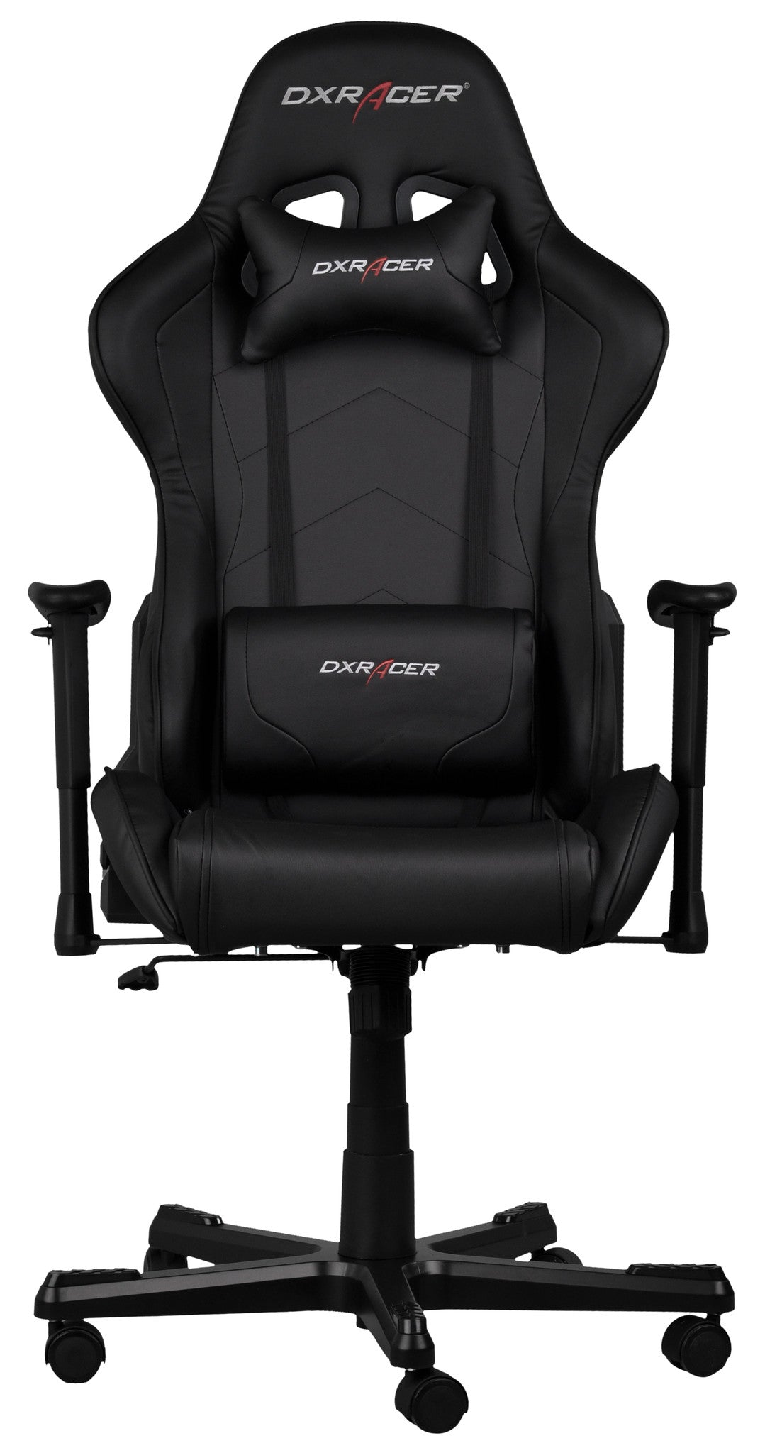 DXRacer Formula Series Gaming Chair Black Leather OH FE08 N