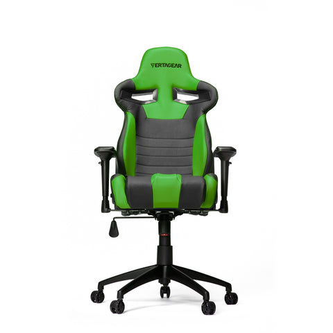 Vertagear Racing Series S-Line SL4000 Gaming Chair Black/Green Edition - Inertia Computers  - 2