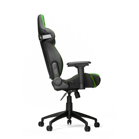 Vertagear Racing Series S-Line SL4000 Gaming Chair Black/Green Edition - Inertia Computers  - 4