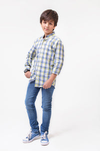 Boys Casual Shirt