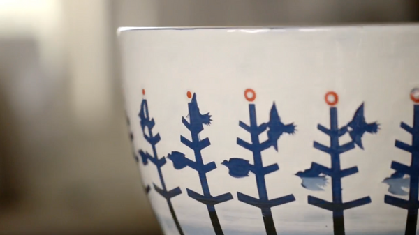 minrl blog experimental animation meets pottery