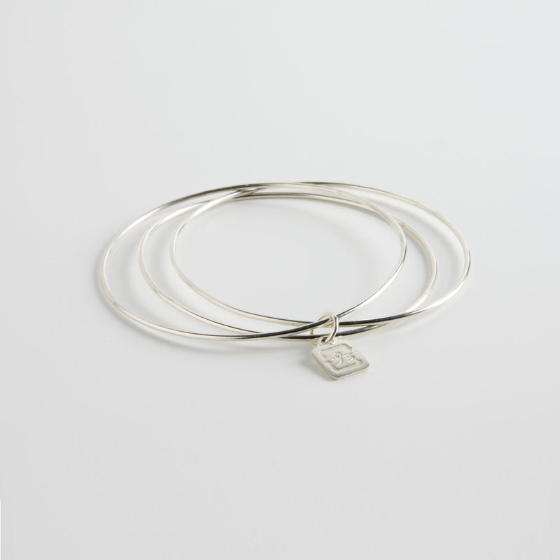 minrl value of recycling bangles silver