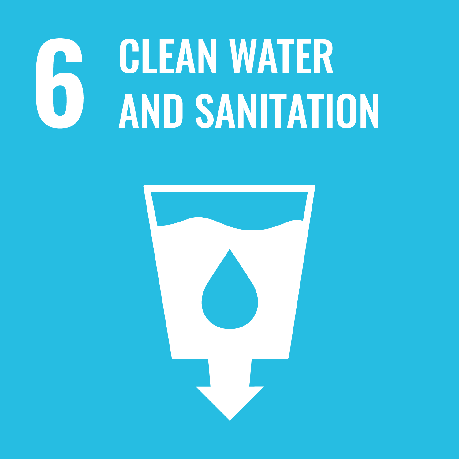 Water action decade. Water is a basic need
