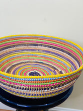 Load image into Gallery viewer, Multi Colored Sweet Grass Bowl - Nafi