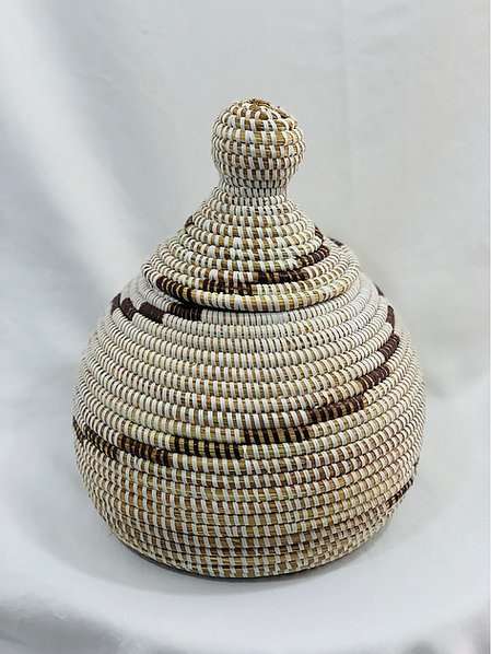 Sweet Grass Decorative Pot - Jarra (2 colors)