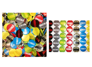 GTMM 7 AFRICAN POWERS BUTTON PACK