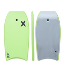 "Random X Bodyboard - Green 42"" bodyboard Coastline International"