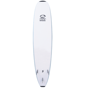 Bugs 9' Foam Surfboard surf Coastline International