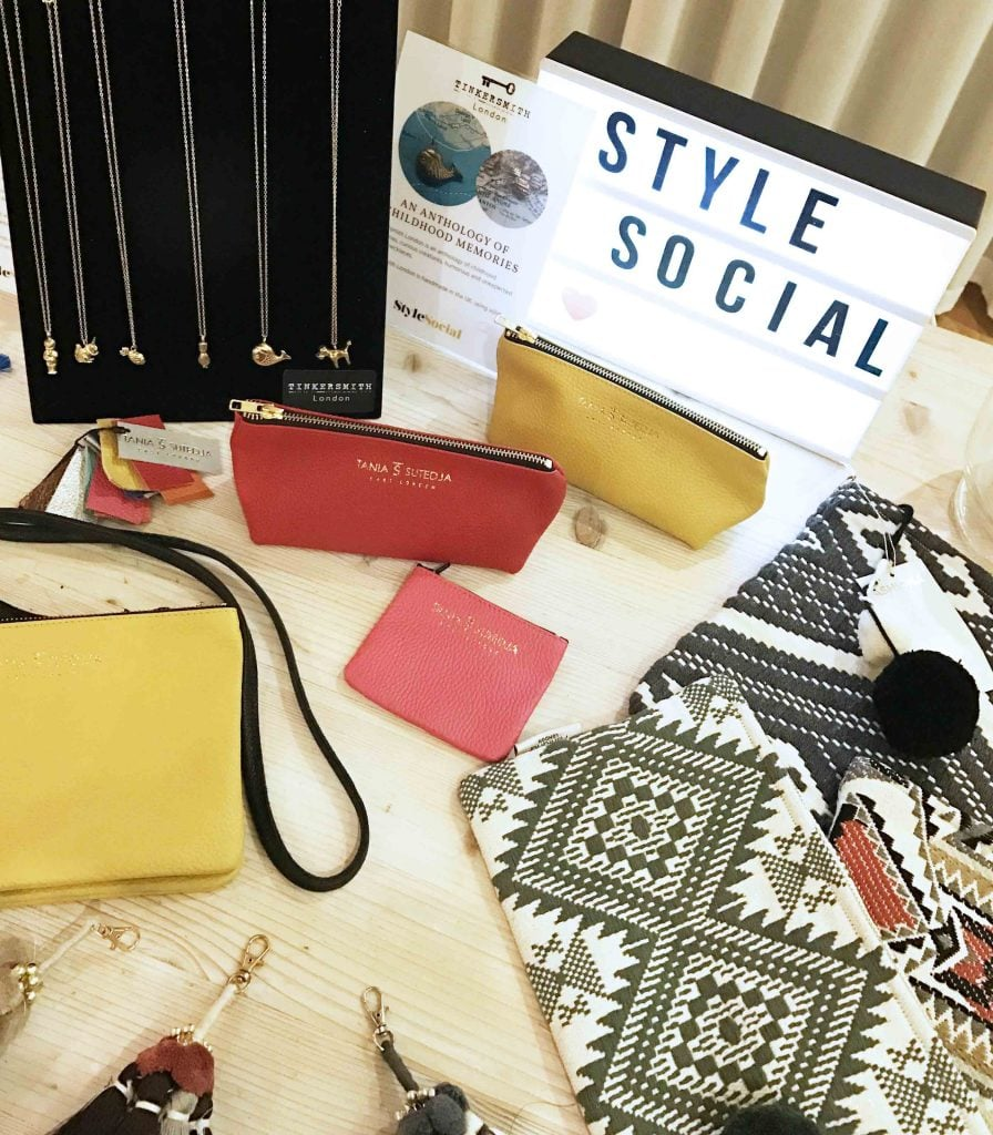 StyleSocial and SVP private shopping event
