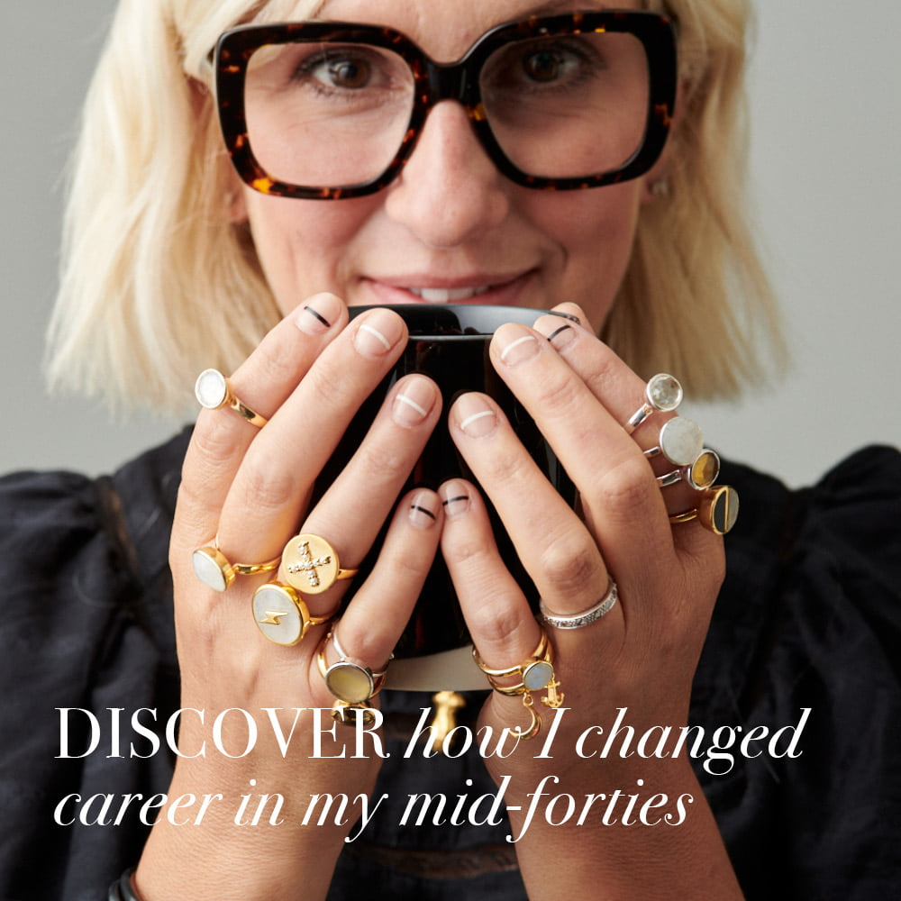 Discover how I changed career in my mid forties