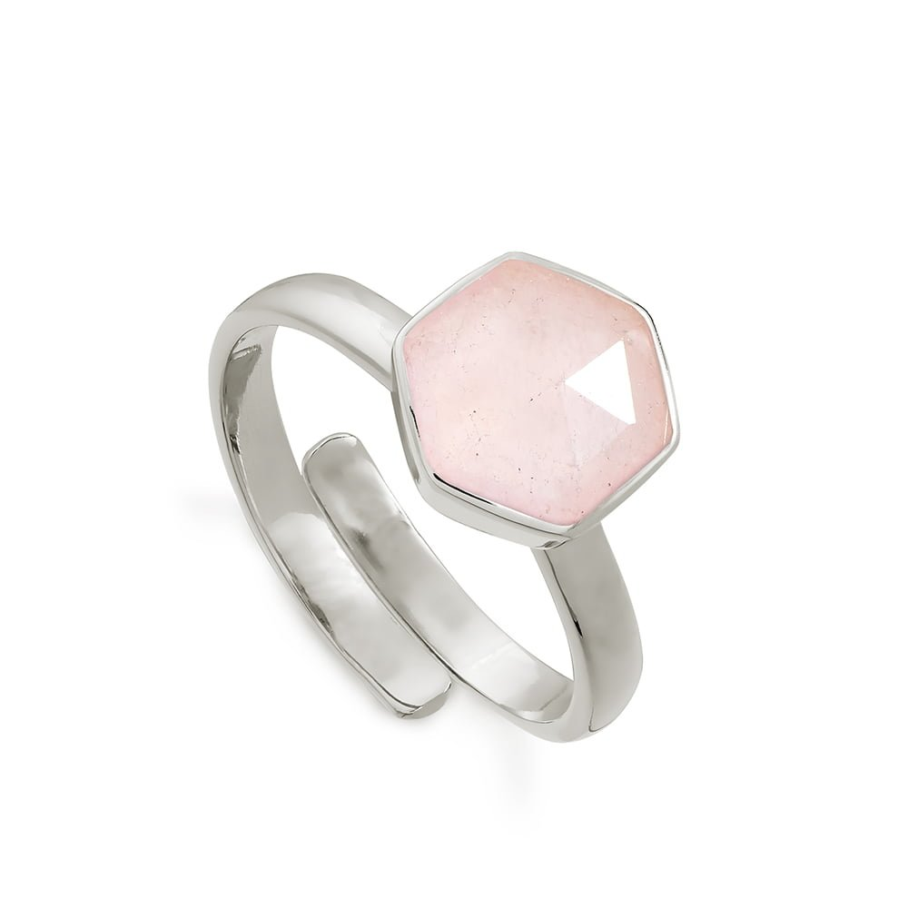 FSR01RQSS_Firestarter_Rose_Quartz_Sterling_Silver_SVP_Ring