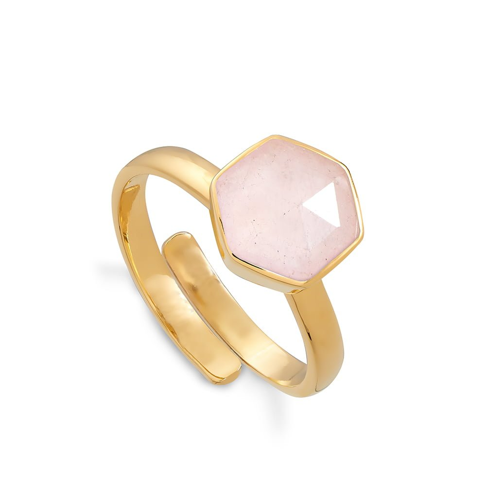 FSR01RQYV_Firestarter_Rose_Quartz_Gold_Vermeil_Ring
