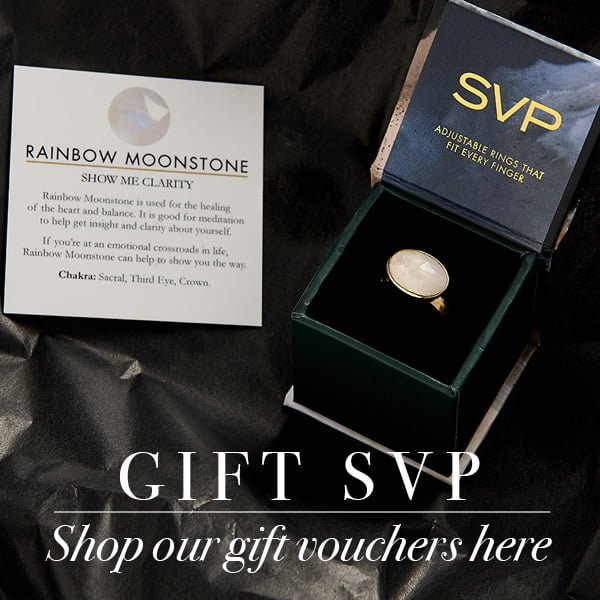 Gift SVP. Shop our gift vouchers here