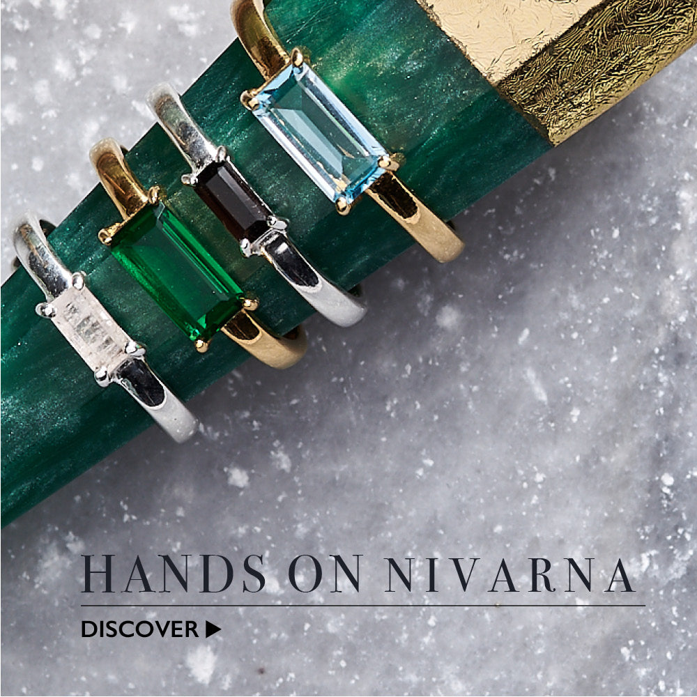 Hands on Nivarna. Discover our adjustable rings here
