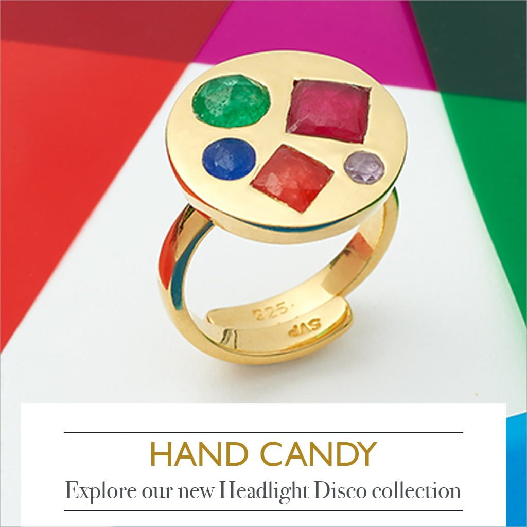 Hand Candy. Explore our new Headlight Disco Collection