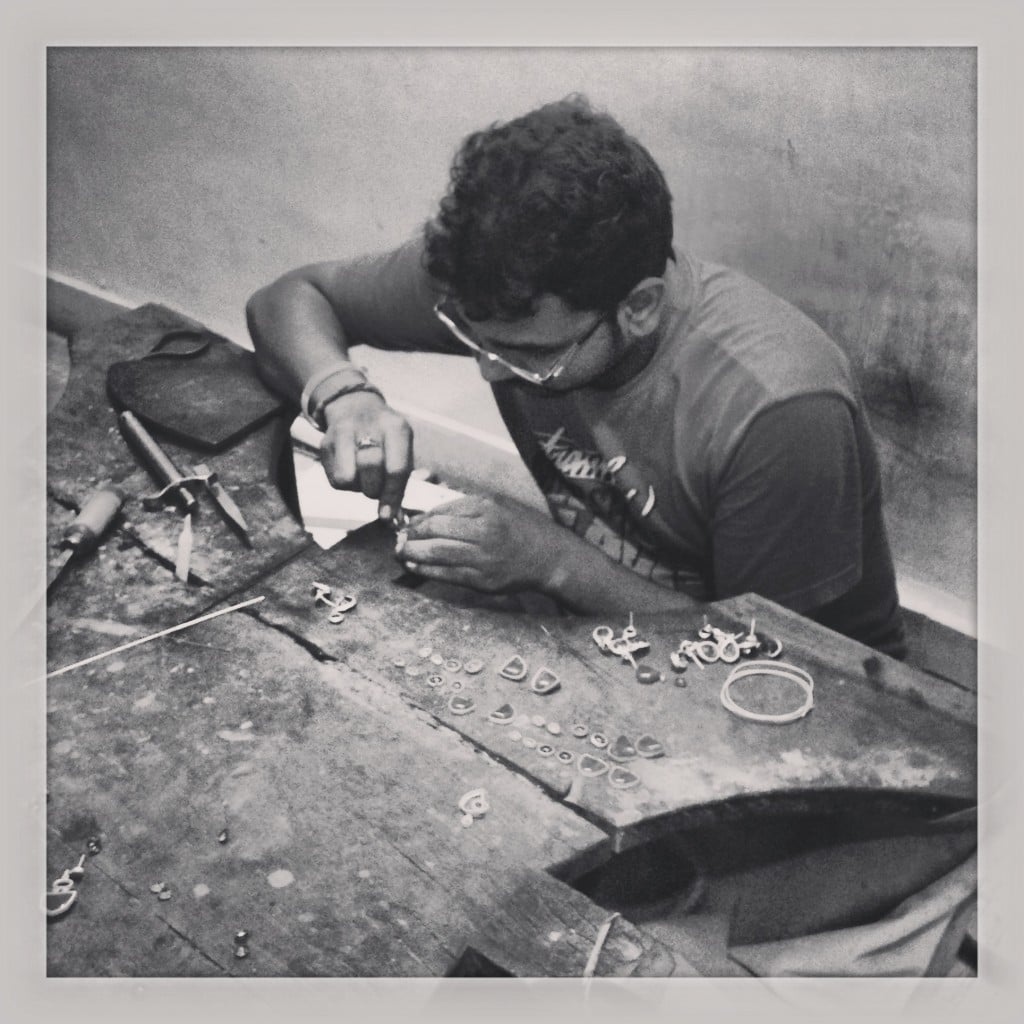 Ethical worker SVP Jewellery
