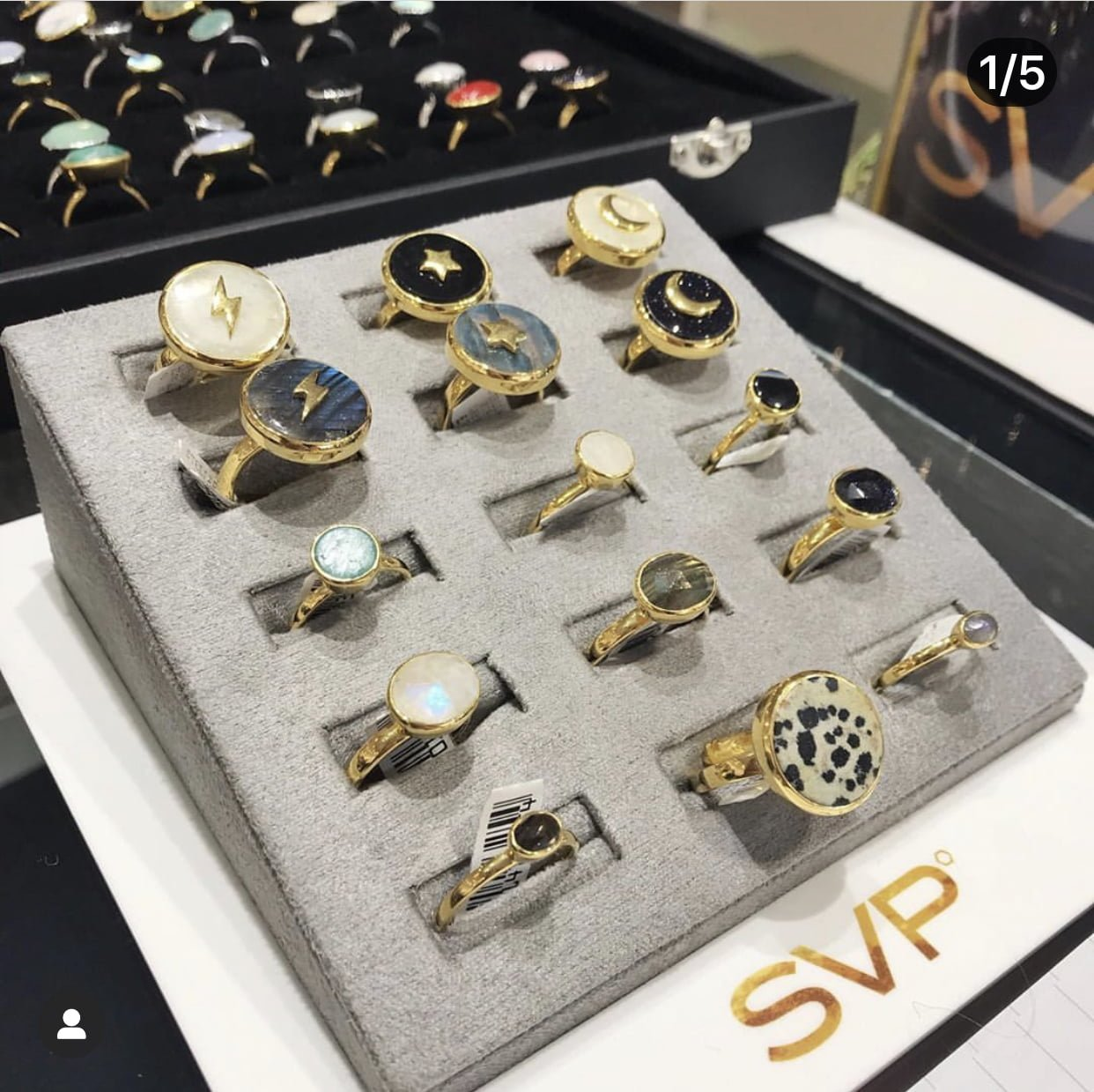 SVP Jewellery at The Dressing Room St Albans