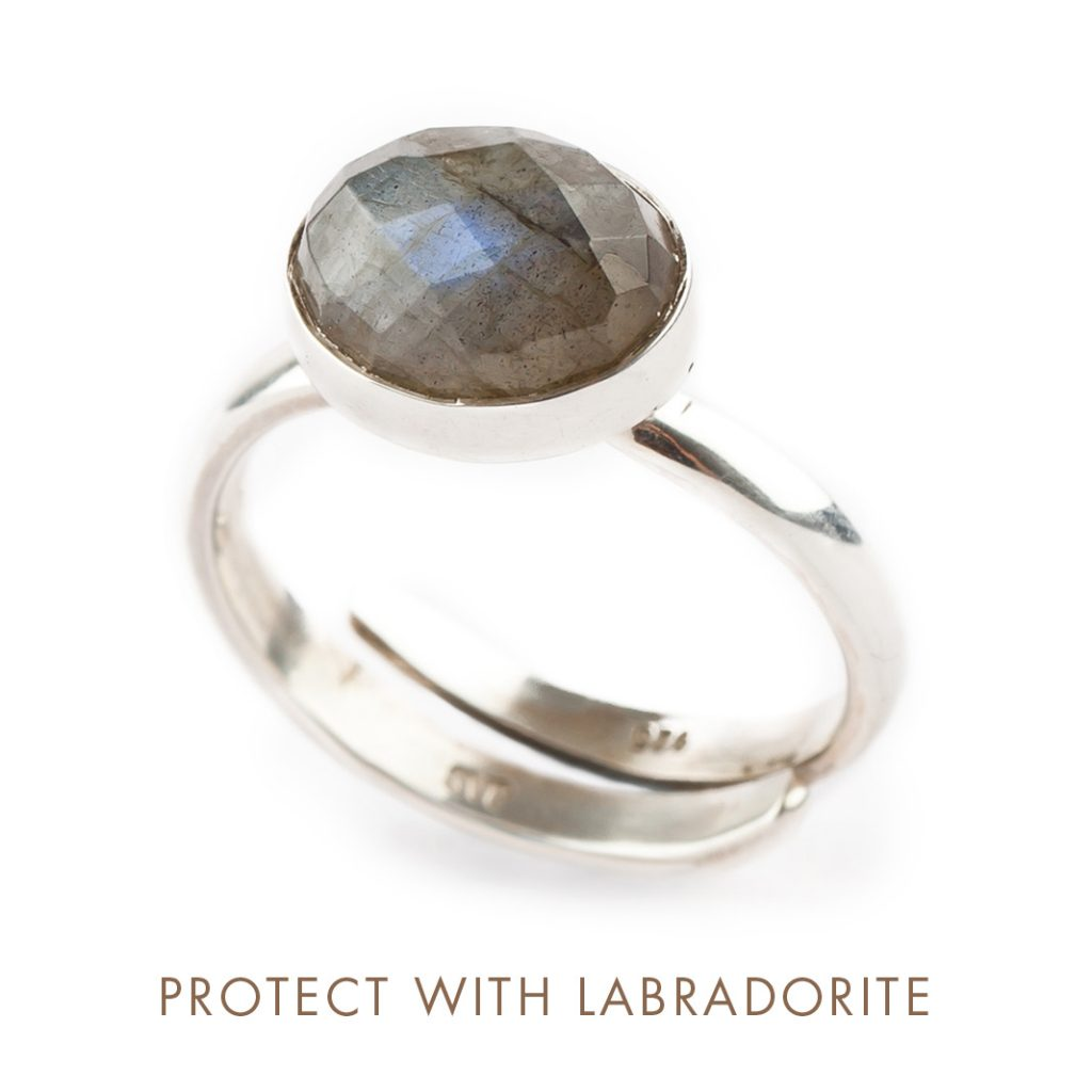 Protect with Labradorite