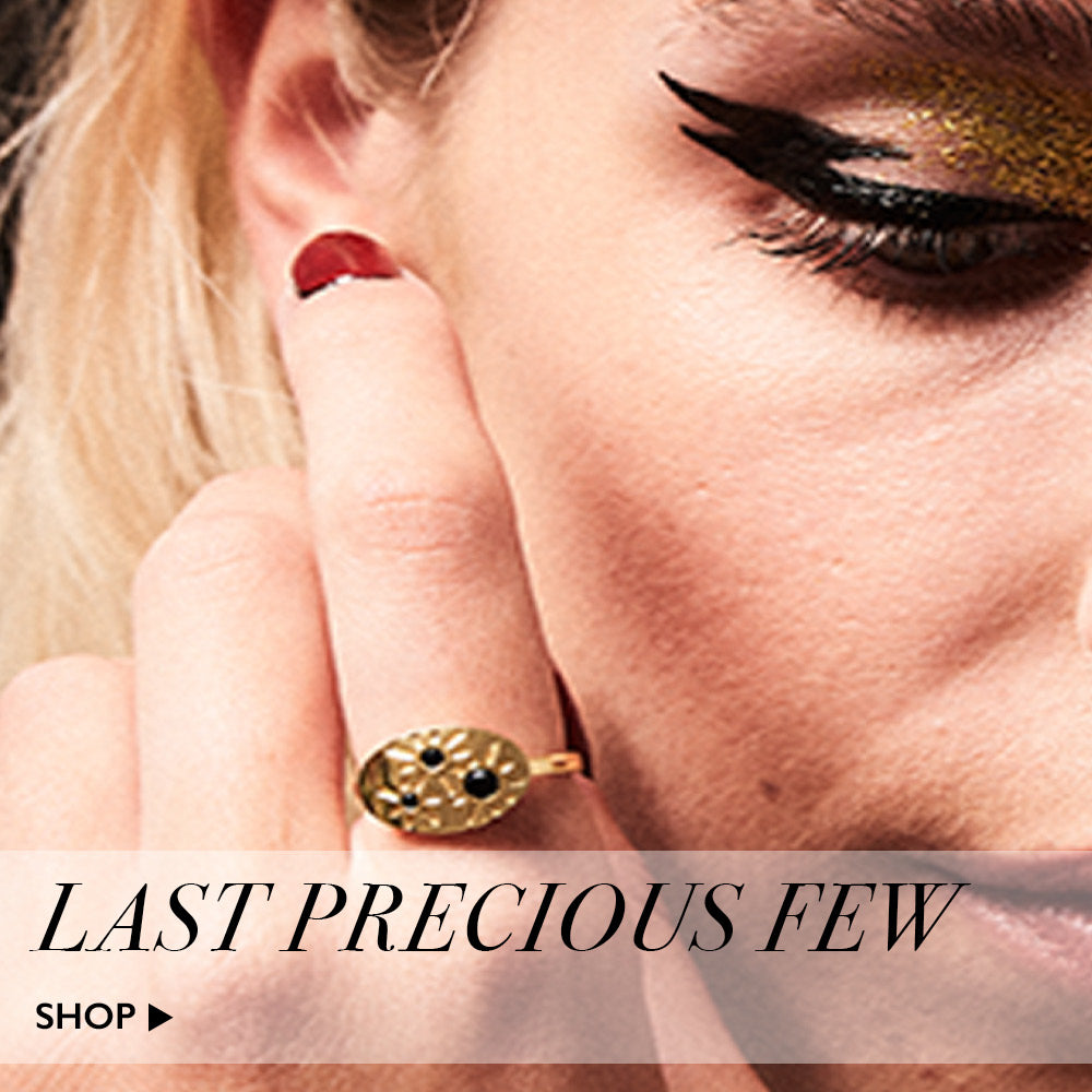 Last Precious Few. Shop SVP adjustable rings now