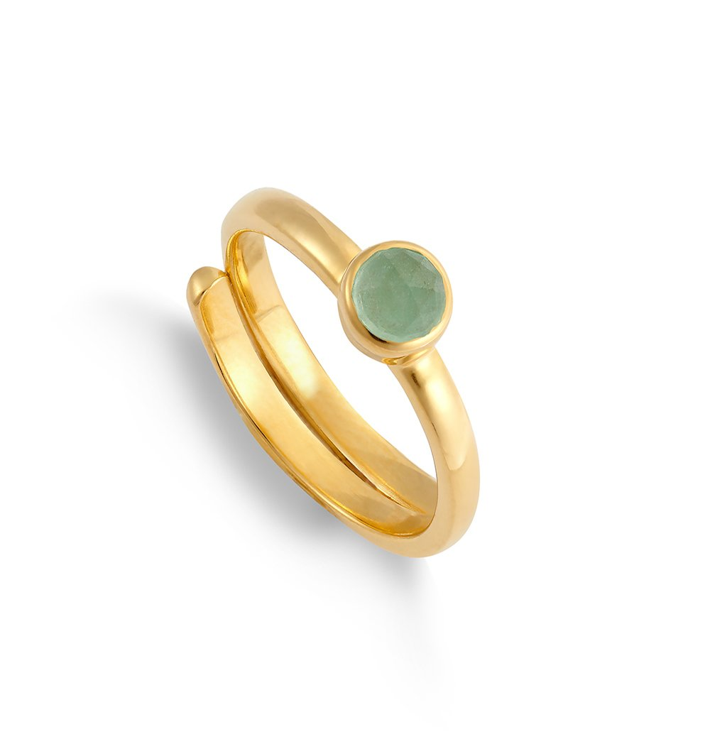 MHR01LGYV-Muthahood-Mini-Friendship-Green-Chalcedony-Gold-Veremil-SVP-Ring