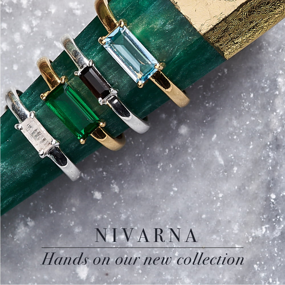 Nivarna hands on our new collection