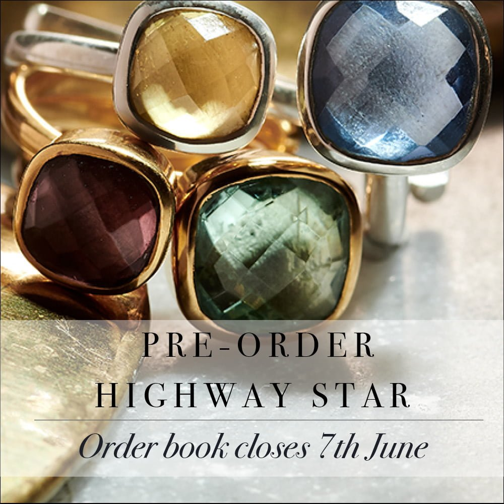 Pre-order Highway Star order book closes 7th June