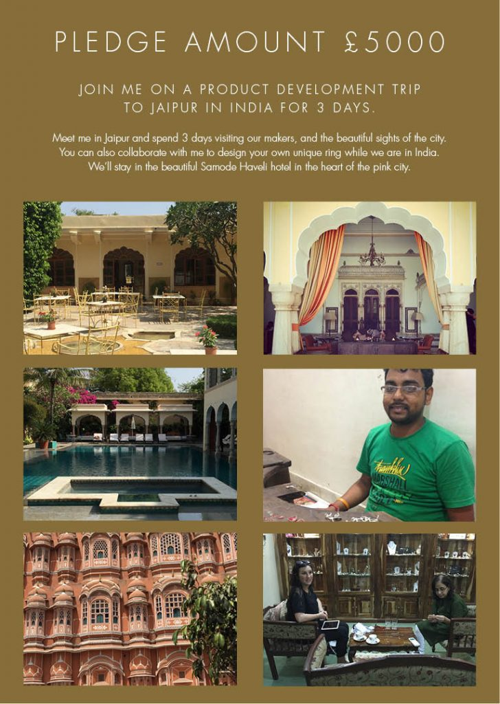 Come to Jaipur with SVP