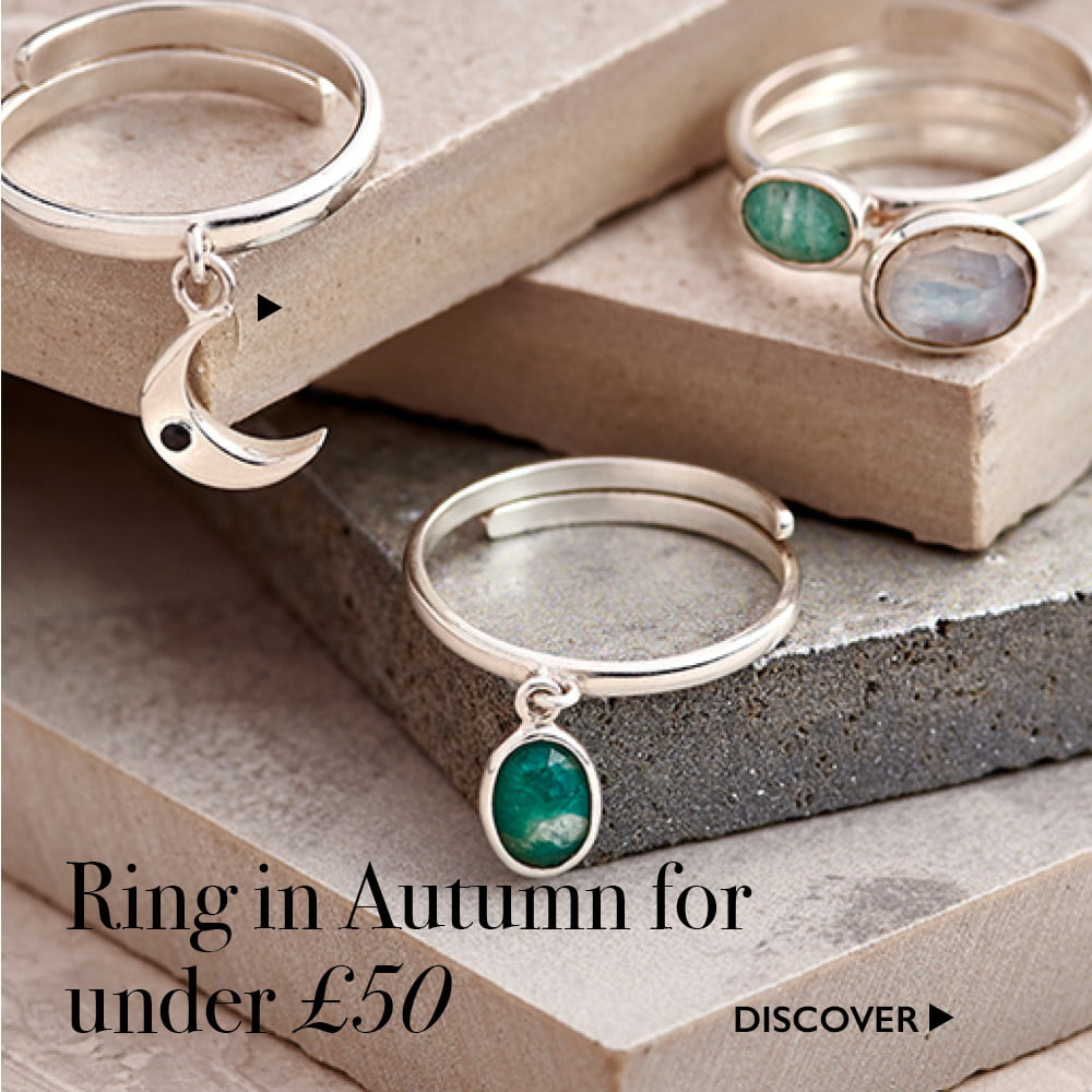 Shop adjustable rings for under £50 - SVP Jewellery