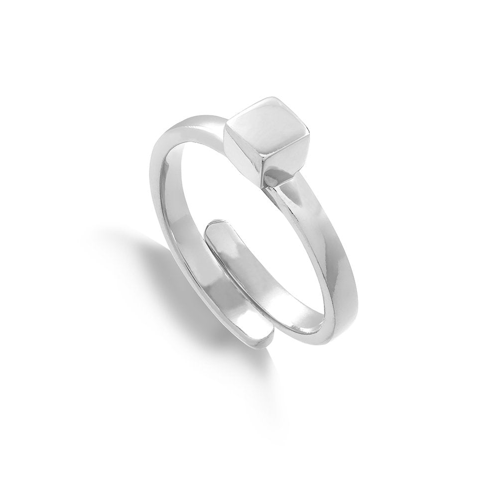 WHR03NSSS_Whispering_Hope_Cube_Sterling_Silver_SVP_Adjustable_Ring