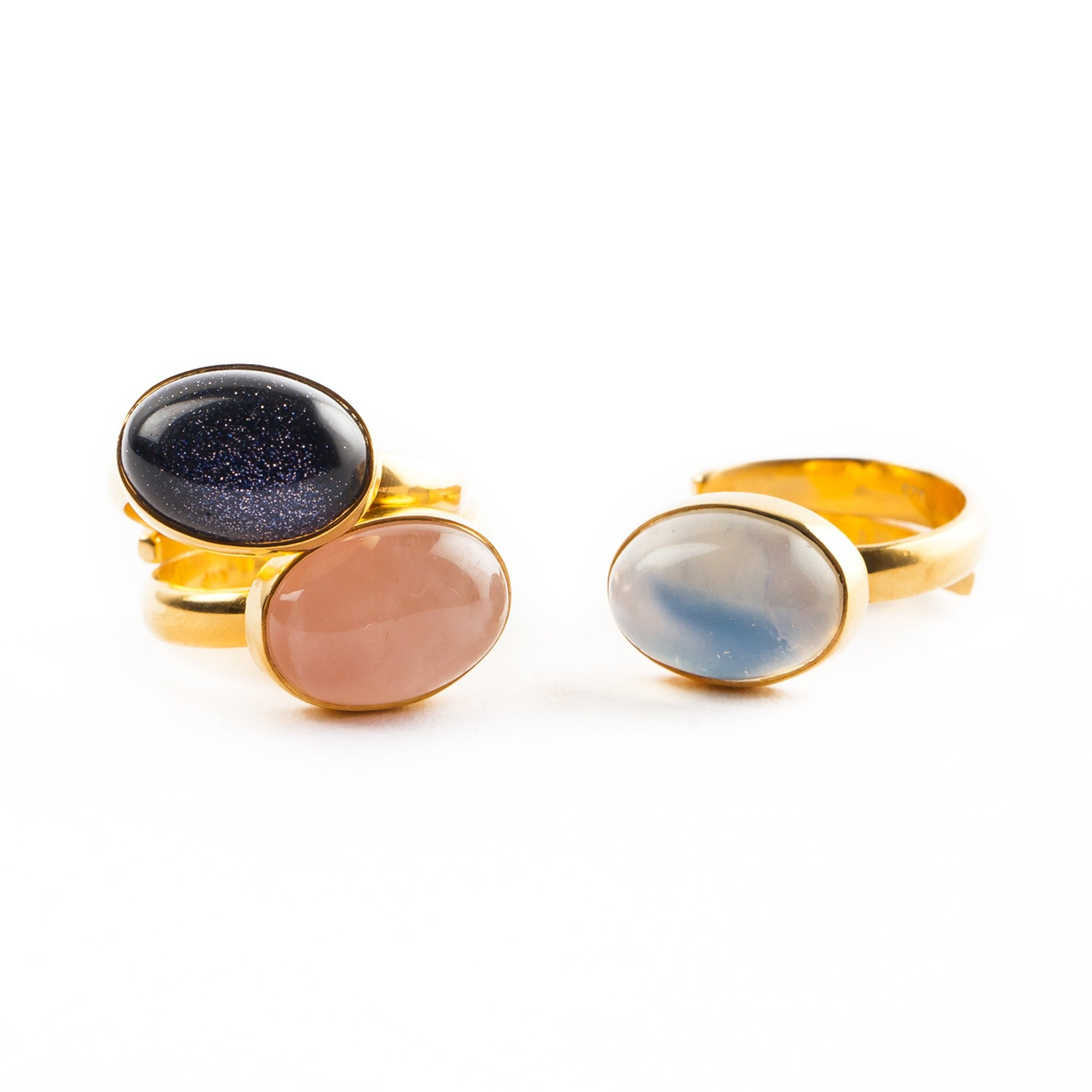 SVP Out of this World adjustable ring collection