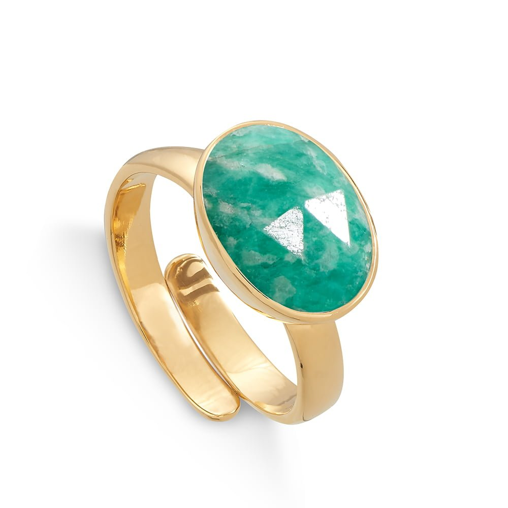 ATR01AZYV_Atomic_Maxi_Amazonite_Gold_Vermeil_SVP_Adjustable_Ring