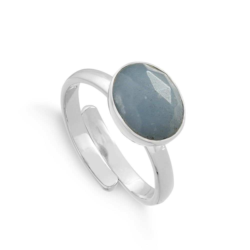 ATR02ALSS-Atomic-Midi-Angelite-Sterling-Silver-SVP-Ring