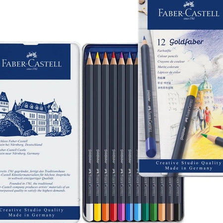 Faber-Castell is one of the world's largest and oldest manufacturers of pens, pencils, other office supplies and art supplies, as well as high-end writing instruments and luxury leather goods.