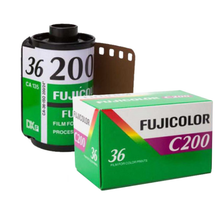 FujiFilm provides the expressive richness of film which wins the allegiance of many creative photographers, even in the digital age. Fujifilm continues to enhance popular films such as Velvia, Acros and Superia. Also camera products including Instax.