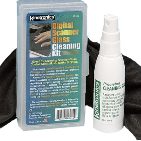 Kinetronics are leaders in producing innovative cleaning solution products,  Static Wisk-hand held anti-static brushes, Cloths, and Anti-Static Film Cleaners for the imaging industry.
