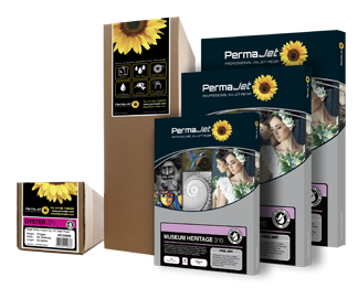 PermaJet inkjet papers and accessories are suitable for all digital photographic printing applications