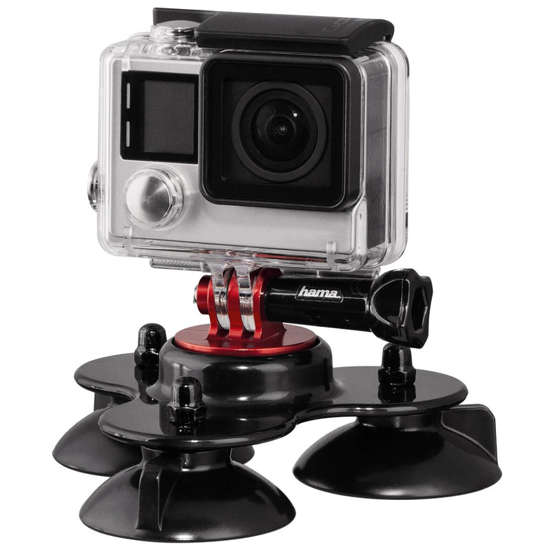 Hama Suction Cup for GoPro, 3x
