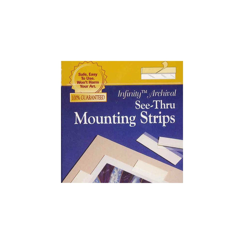 Mounting Polyester Strips60 Pack