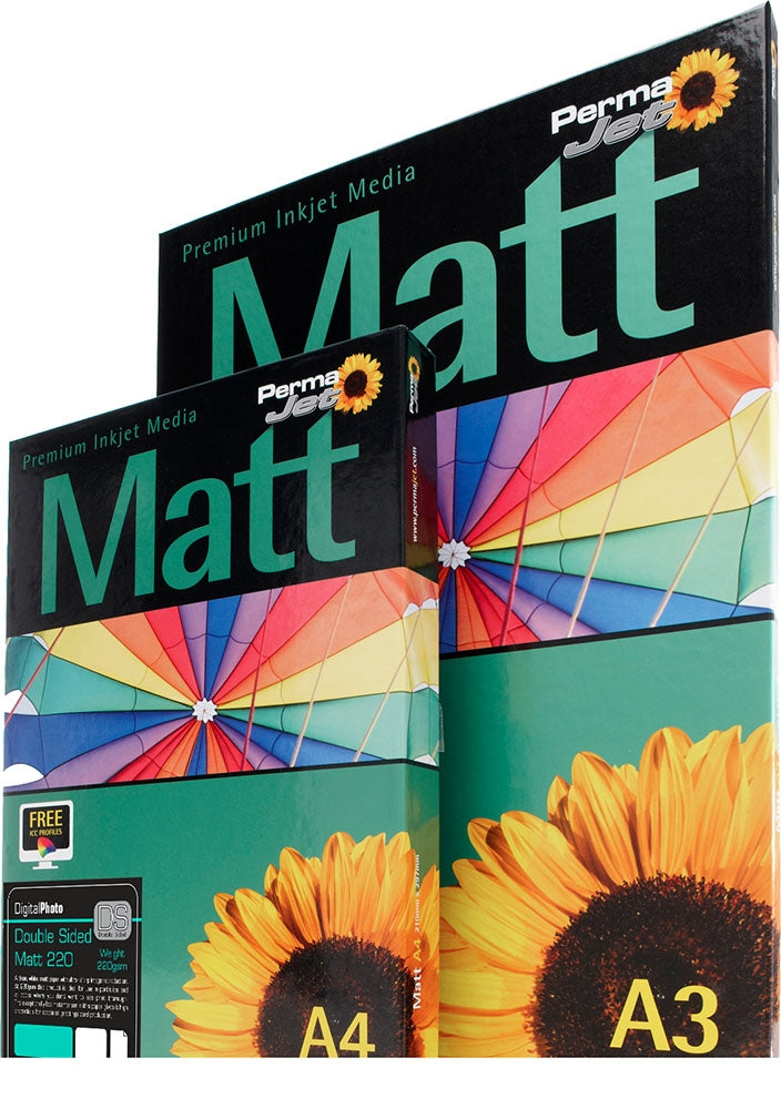 Permajet Double Sided Matt 250gsm