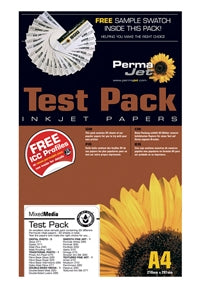 Permajet FB Baryta Test Pack A4 15 Sheets