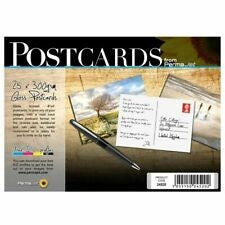 Permajet Post Cards And Envelopes Bundle A6 25 Sheets