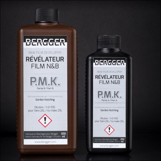 Bergger PMK Film Developer A 250ml & B 500ml