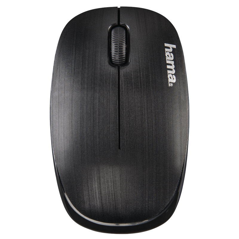 "Hama ""MW-110"" OpticalWireless Mouse 3 Buttons Black"