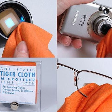 Kinetronics Anti Static Tiger Cloth