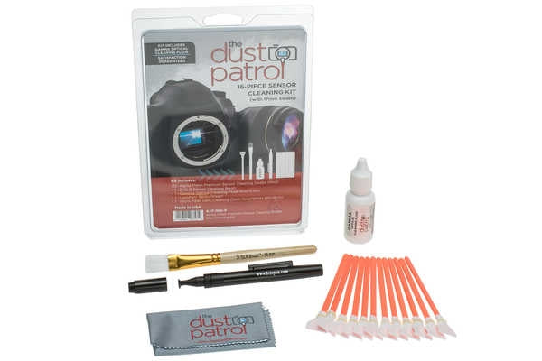 Dust Patrol Alpha 20mm Kit 516 Piece With Gamma Fluid