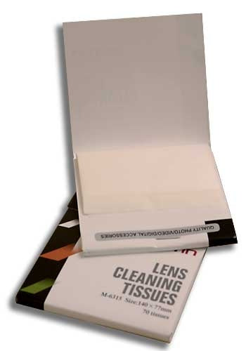 Matin Lens Cleaning TissueTwin Pack