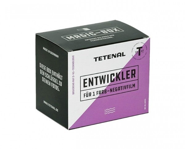 Tetenal Magic-Box C41 StarterKit For 1 Color Negative Film