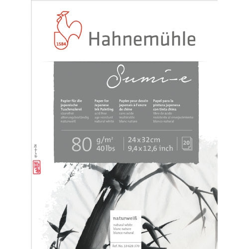 Hahnemuhle Sumie Pad 20 Sheets